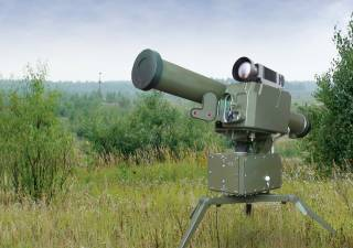 В Украине появился ракетный комплекс, который способен уничтожить любую бронетехнику в мире