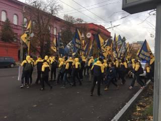 В Киеве стартовал Марш славы УПА. Провокации не планируются, но 5 тыс. полицейских к ним готовы