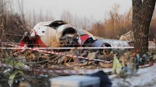 Поляки обнаружили запись момента взрыва на одном из самописцев самолета Качиньского