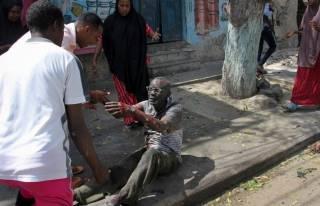 В столице Сомали совершен крупный теракт. Погибли 189 человек, еще 200 находятся в больницах