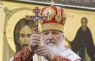 Патриарх РПЦ Кирилл: Украинская власть превращает Церковь в орудие внутриполитической борьбы