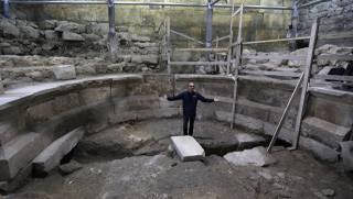 Археологи уверены, что нашли потерянный театр Иерусалима