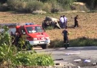 На Мальте взорвали журналистку, собиравшую досье на власть. Ассанж обещает 20 тысяч евро за информацию об убийцах