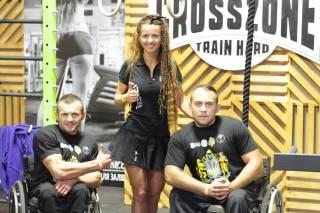 Силач Вирастюк, известный fitness-инструктор Кутанина и команда «Легион» порадовали посетителей Lviv Fitness Weekend