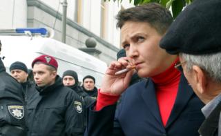 Суд выпустил по отмененному «закону Савченко» деятеля, который причастен к похищению активистов Евромайдана