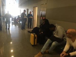 В «Борисполе» задержали замглавреда издания «Страна.ua», которая не так давно попала в базу «Миротворца»