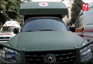 Пока чиновники от обороны ездят в тылу на шикарных авто, солдаты в АТО гробят здоровье на старой некондиционной технике