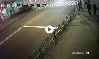 В Сети появились кадры смертельного ДТП в Харькове и любопытная информация о подозреваемой девушке