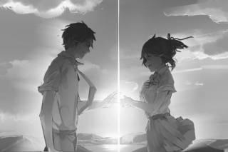 Аниме «Твое имя»: одна из самых красивых и поэтичных историй любви