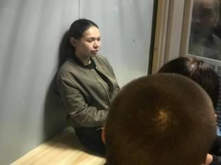 В организме виновницы резонансного ДТП в Харькове нашли наркотики