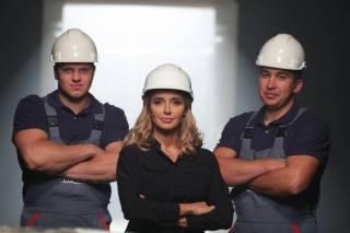В строительной каске и комбинезоне, или Как Оксана Марченко будет менять жизнь людей к лучшему