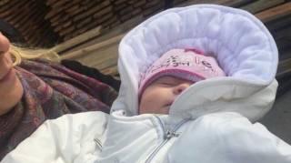 СМИ: Похищенного в Киеве младенца нашли под Вышгородом