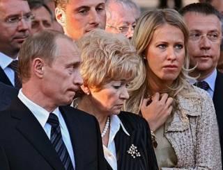 Путин и Собчак: всё идёт по плану