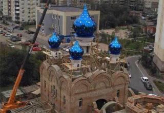 Храму Успения Пресвятой Богородицы в Киеве нужна помощь