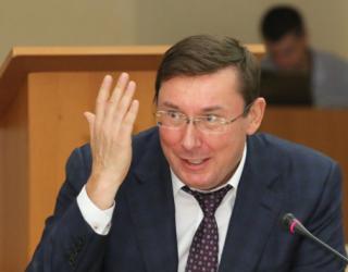 Луценко заявил, что митингующие под Радой готовят силовой переворот в Украине