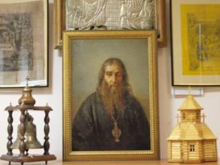 Митрополит Антоний рассказал о подарках создателя Русской Палестины для Киевской духовной академии