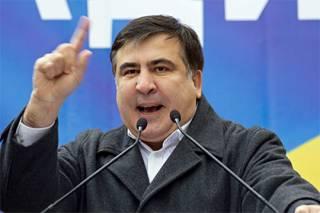 Миша Саакашвили - киллер. Профессиональный