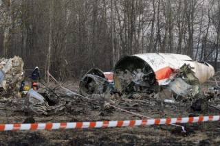 Польские СМИ утверждают, что запись взрыва из отчета по смоленской катастрофе вырезали по инициативе России