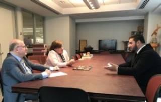Вилен Шатворян: Армянская диаспора имеет большой неиспользованный потенциал