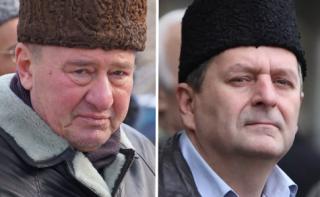 Россия выдала осужденных лидеров крымских татар Турции. Оттуда они отправятся в Украину