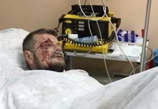 В Киеве у офиса телеканала прогремел взрыв. Есть сведения, что один человек погиб, ранены депутат Мосийчук и политолог Бала