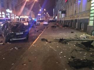 Число жертв резонансного ДТП в Харькове увеличилось. В больнице умерла еще одна девушка