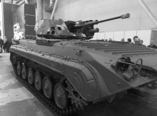 Украинский арсенал: БМП-1