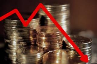 По прогнозам агентства Moody's ВВП Украины на душу населения останется наименьшим среди стран СНГ