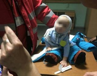 В Киеве горе-мать бросила своего 9-месячного ребенка на вокзале, чтобы он не мешал ей отдыхать