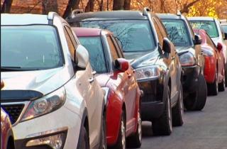 В Киеве могут запретить парковку более, чем на 60-ти улицах