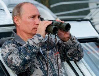 Россия запустила четыре баллистические ракеты под личным руководством Путина