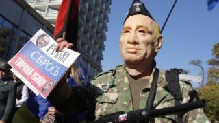Когда Путин ударит со стороны Крыма?