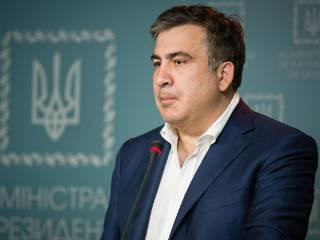 Саакашвили признал бессмысленность стояния у Верховной Рады