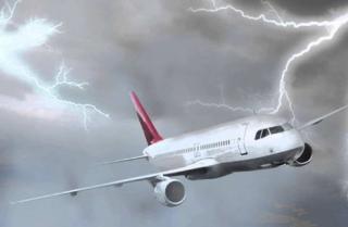 Из-за урагана самолет из Киева не смог сесть в Черновцах и вернулся в столицу