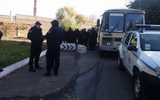 Захваченную воинскую часть в Одессе взяли под усиленный контроль