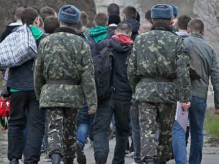 В Генштабе уверяют, что осенний призыв идет по плану. Пойдут служить более 10 тысяч человек
