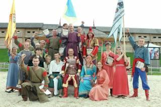 Под Киевом пройдет международный фестиваль конных боевых искусств «Скифы-2»