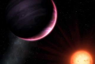 Астрономы открыли гигантскую экзопланету