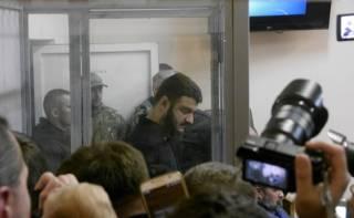 Суд отпустил сына Авакова под личное обязательство, заставив его носить электронный браслет