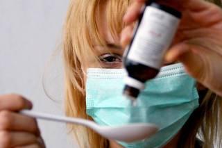 За неделю гриппом в Украине заболели более 160 тысяч человек. Большинство из них — дети