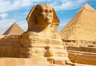Ученые нашли нечто странное в пирамиде Хеопса. Не исключено, что это - тайная комната