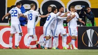 Лига Европы: «Динамо» за два тура до конца гарантировало себе выход из группы, «Заре» еще придется потрудиться
