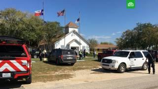 В Техасе неизвестный в церкви убил более 20 человек. Трамп за всем внимательно следит из Японии