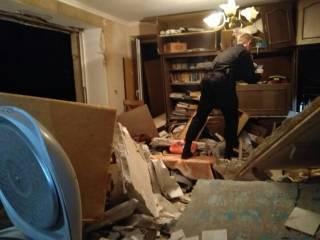 В киевском спальнике снова рванул газ. В квартире нашли тело пенсионерки, умершей еще до этого