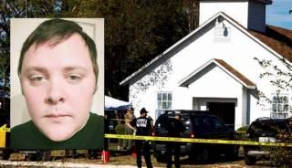 Стрелок, убивший 27 человек в техасской церкви, оказался бывшим военнослужащим, атеистом и изгоем