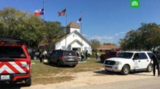 Техасский стрелок служил в ВВС, бил семью, а во время погони покончил с собой
