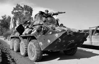 Украинский арсенал: БТР-80