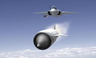 ВМС США испытали гиперзвуковое оружие