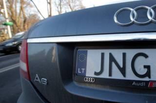 Водителя нерастаможенного автомобиля Mercedes оштрафовали на 3,383 млн. грн.