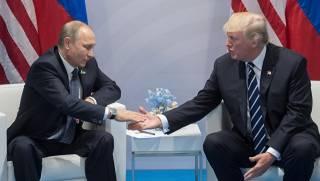 Встреча Трампа с Путиным сорвалась. Президент США не приехал на саммит во Вьетнам